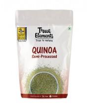 True Elements Quinoa Semi Processed 1000gm